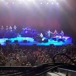 View from Tier AA, seat 514= Steely Dan July 27 2014