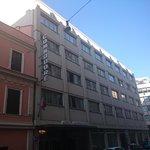Hotel Exterior from Via Torino