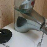 grifo de la bañera