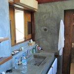 bagno del bungalow