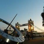 Stunning views of Tower Bridge