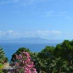 Вид на Липарские острова