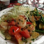 Chef's Special - Scallops in Lime