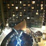 Atrium at Night