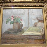 A Édouard Vuillard at the Intimate Impressionism exhibit from the National Gallery of Art.
