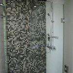 La mejor ducha en mucho tiempo
