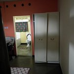 Broken closet