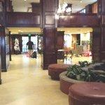 Nice Hotel enterance