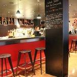 Cafe / bar area