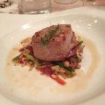 Plat : thon légumes wok