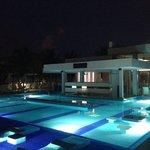 Pool night.
