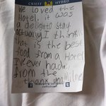 my 8 year old left her own wee review