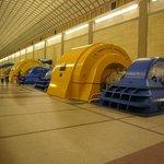Centrale Elettrica S. Massenza - Turbine
