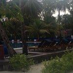 Meeru -main pool
