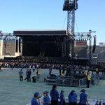 Pre-Concert Eminem & Rihanna
