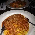 bolognese & Ravioli