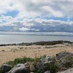 Beach closeby