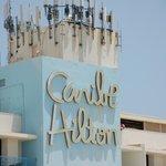 Caribe HIlton tower
