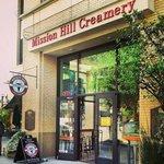 Foto de Mission Hill Creamery