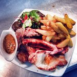 Our 16oz Mixed Grill