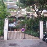 Foto de Apartamentos Pierre & Vacances Cannes Beach