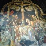 Lorenzo e Jacopo Salimbeni - Crocifissione