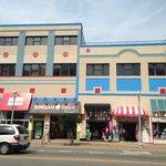 Convenient shops