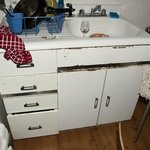 rusty kitchen cabinets