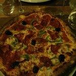 pizza andaloucia