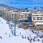 The ideal Ski-in/Ski-out location in Snowmass!