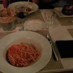 Spaghetti al pomodoro, tagliatelle alla bolognese e gnocchi alla sorrentina