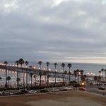 Oceanside Pier-  from 5th floor balcony