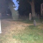 Possible energy in Salem Old Burying Point Cemetery