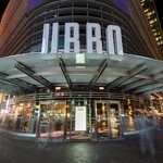 URBO, located on the corner of 42nd and 8th Ave.