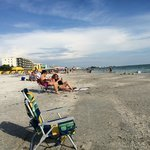 More beach...