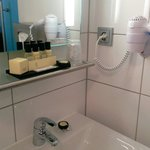Room #683 bathroom
