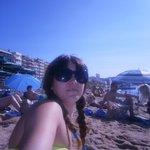 praia de lloret del mar