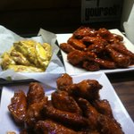 Voted Best Wings in the Miami Valley 4 years in a row!