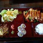 Teriyaki chicken box lunch