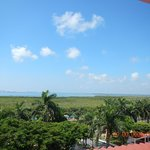 View from 2nd floor bedroom Villa 1146