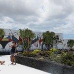 frise murale de C Manrique