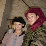 Tudor Dress up
