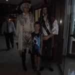 The pirates party