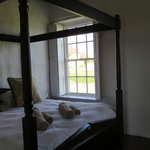 Four poster bed Melkammer