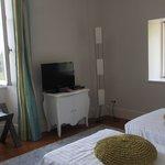 2ème chambre suite Capri