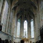 Interior da Catedral de St. Martin
