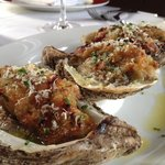 Baked Oysters Valentines
