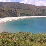 Playa realmente paradisiaca