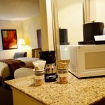 All rooms have Microwave and Fridge