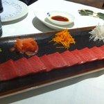 Sashimi de Ventrisca de Atún Rojo